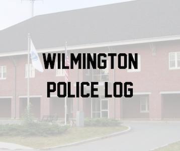 Police Log – Wilmington Apple