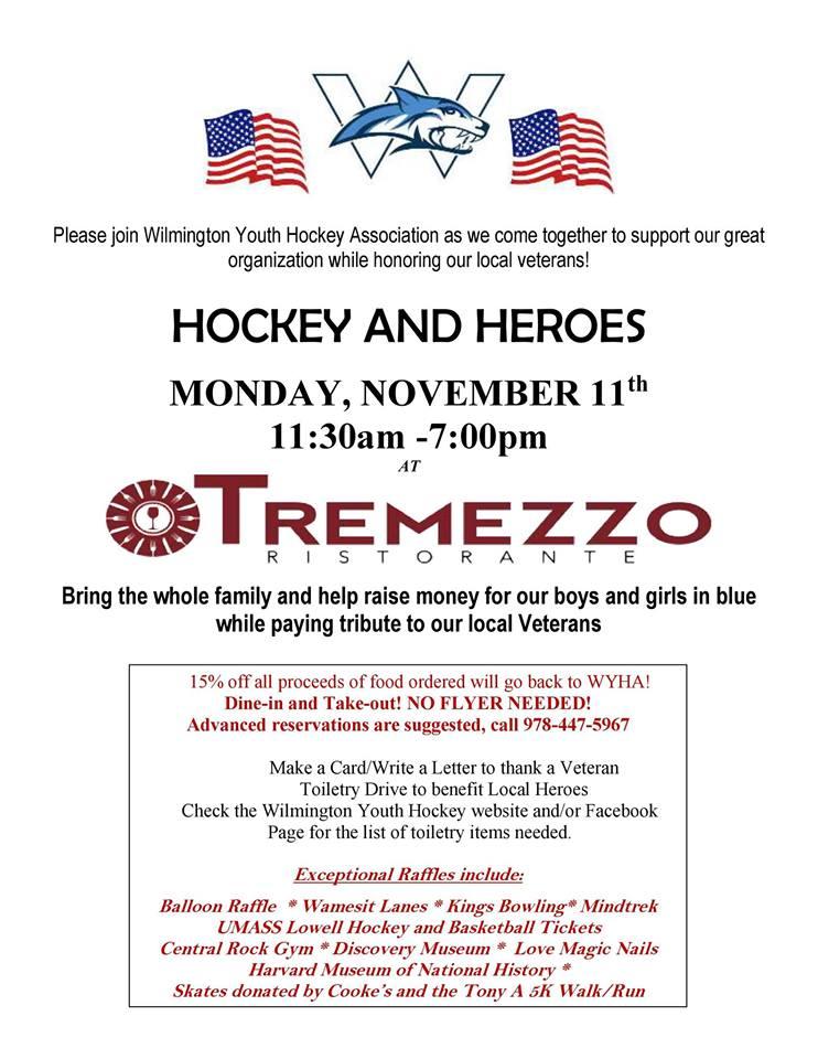 Hockey & Heroes