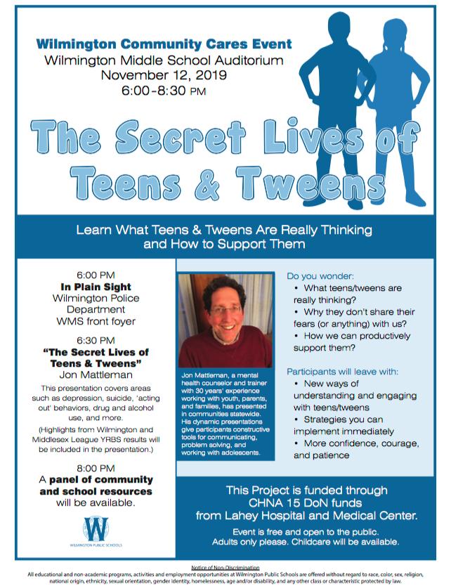 Secret Lives of Teens & Tweens