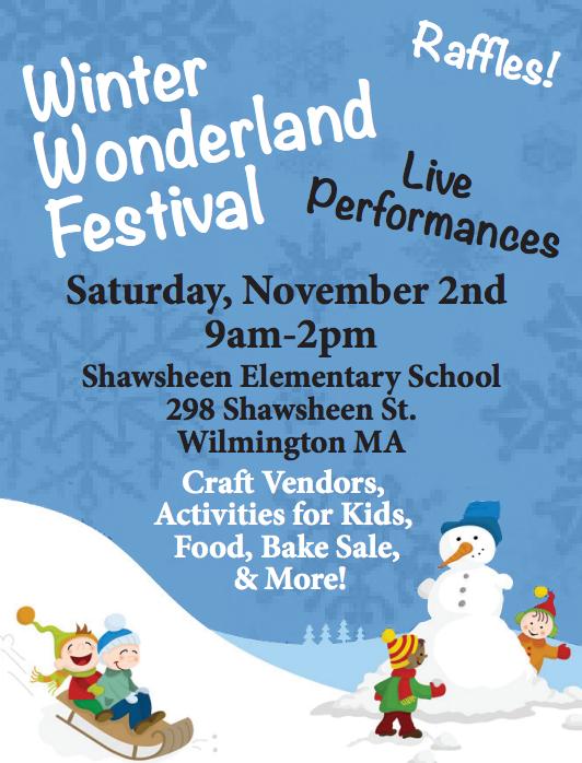 Shawsheen Wset Wonderland