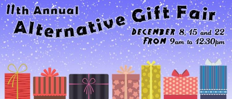 Alternative Gift Fair