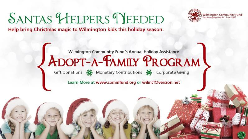 Wilmington Community Fund Adopt-A-Family