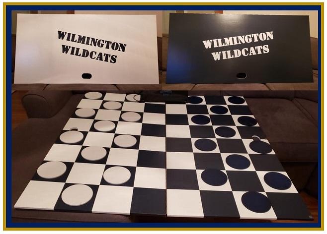 Wildcat Checker Board