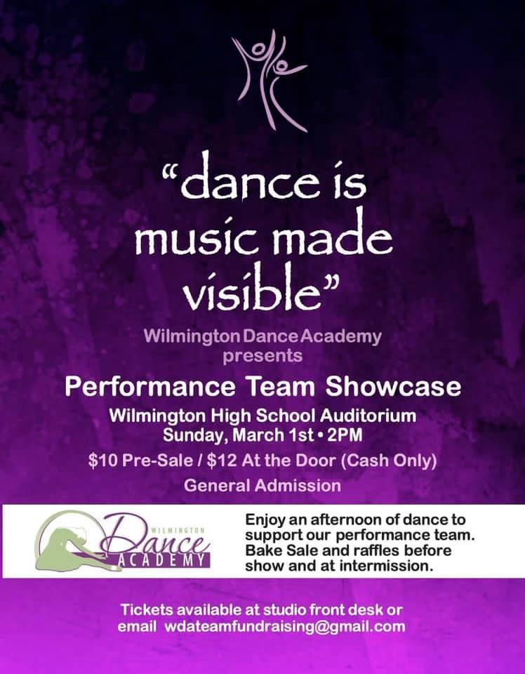 Performance Team Showcase