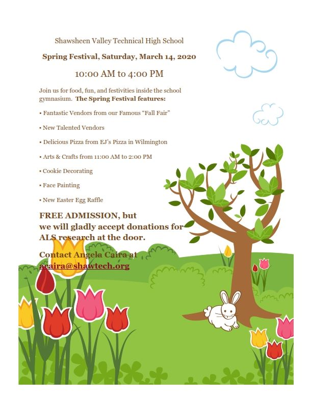 Shawsheen Tech Spring Festival