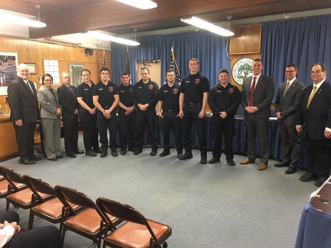 Wilmington Firefighters