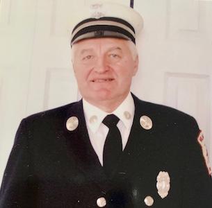 Silverius J. Blonigen, Ret. Wilmington Fire Lt.