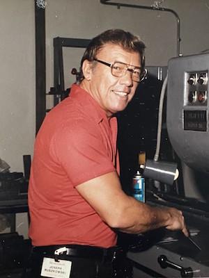 Joseph F. Ruszkowski