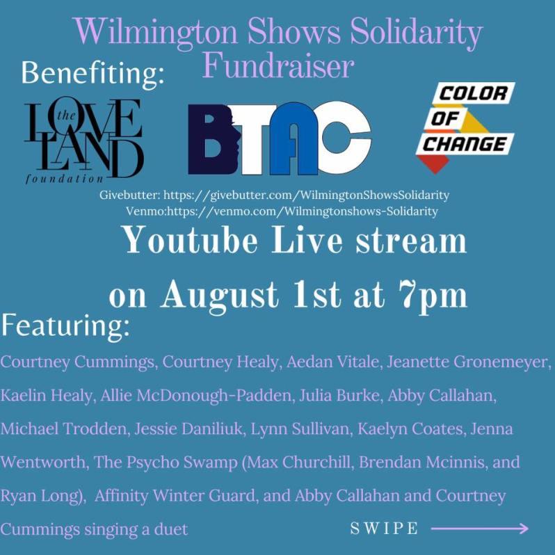 Wilmington Show Solidarity