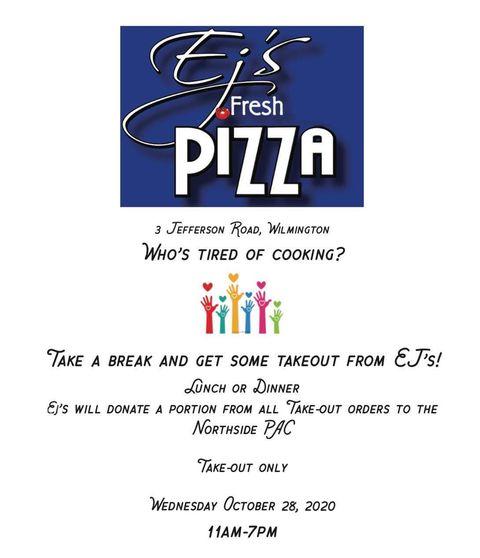 EJ's Fresh Pizza