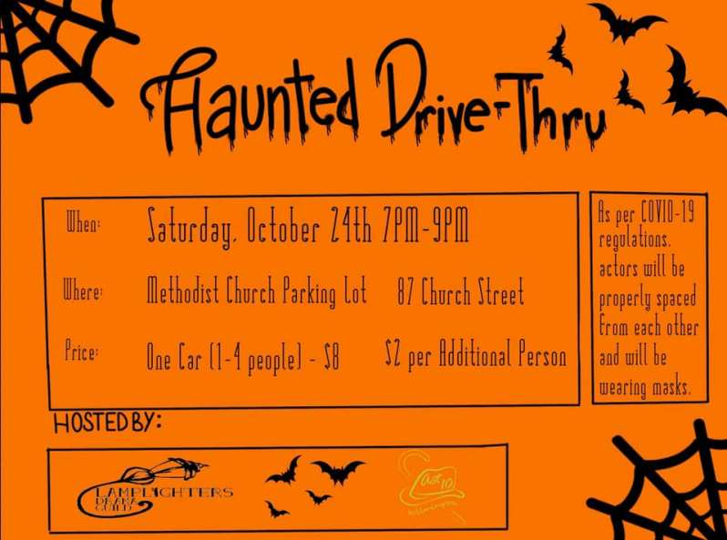 Haunted Drive-Thru