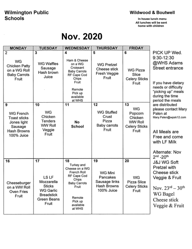 November - BW1