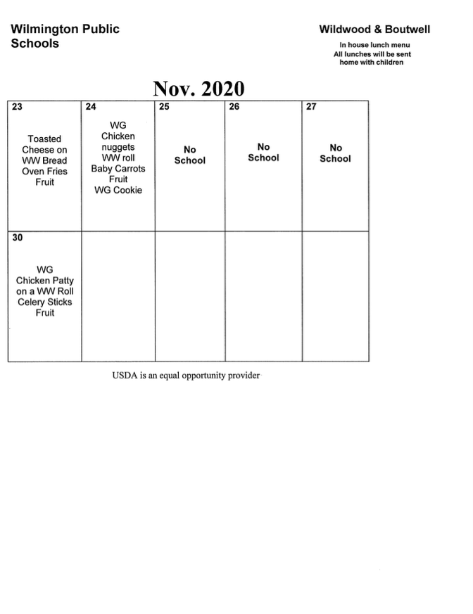 November - BW2