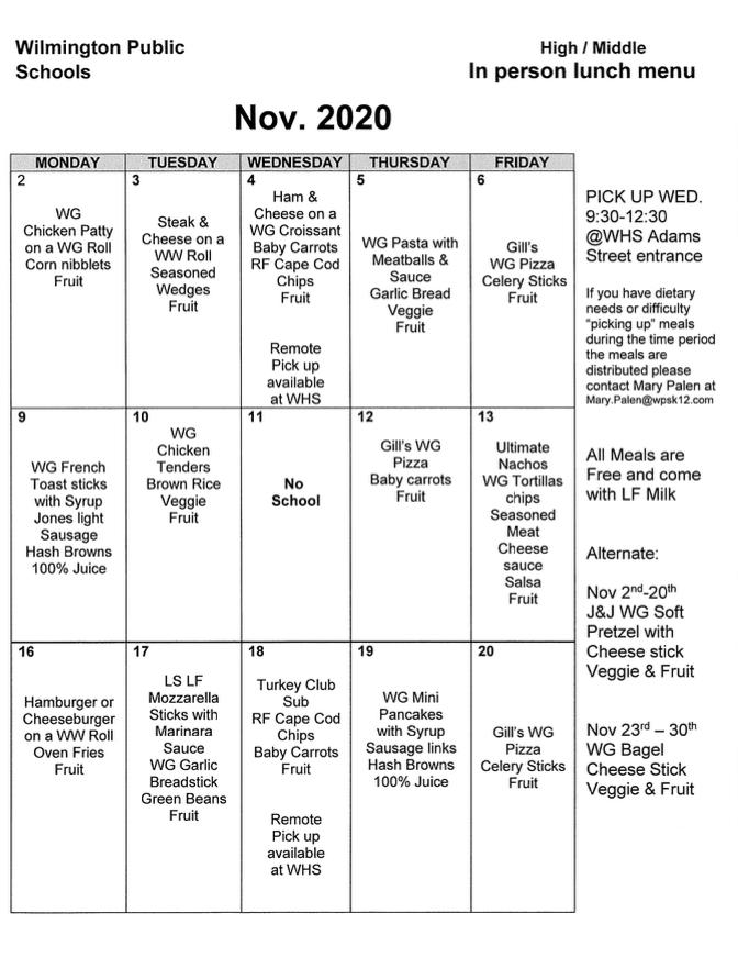 November - HS1