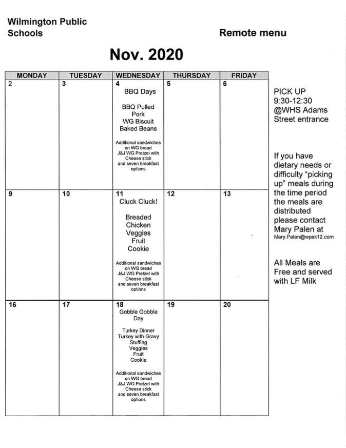 November - Remote1