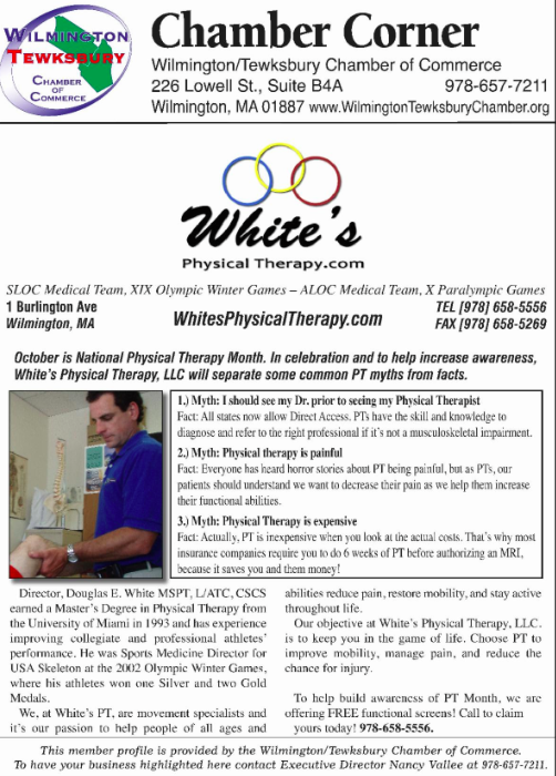 White's Physical Therapy