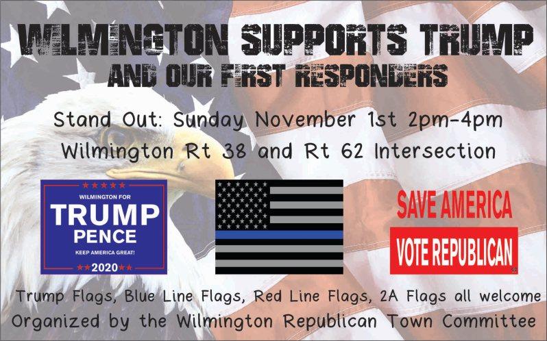 Wilmington Supports Trump