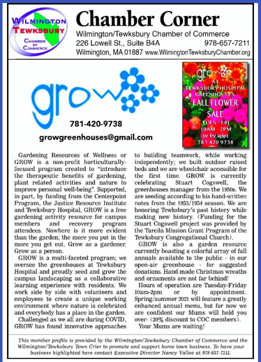 GROW Chamber