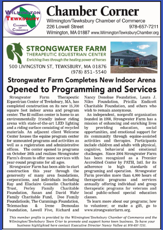 Strongwater Farm