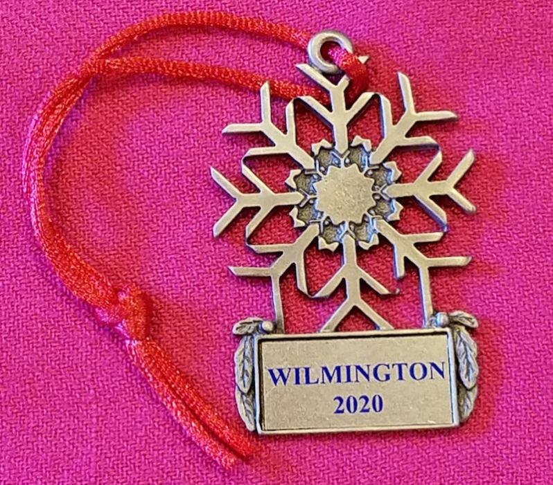 Wilmington Community Fund Holiday Ornaments