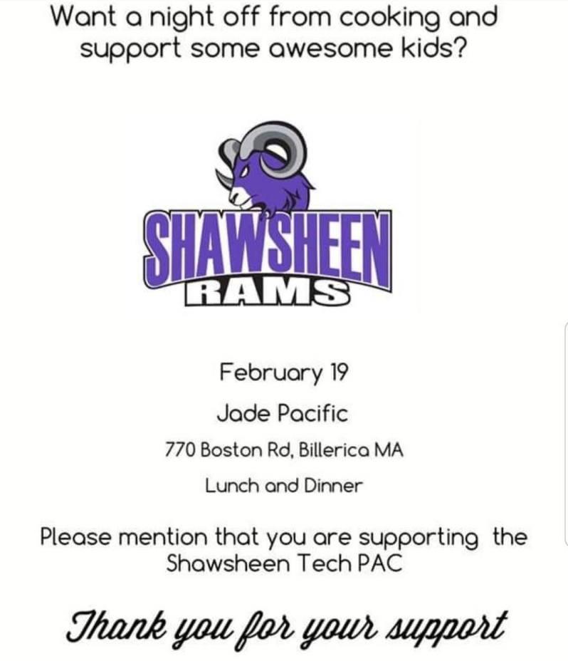 Shawsheen Tech PAC