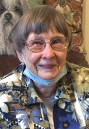 Marjorie Ann Marshall