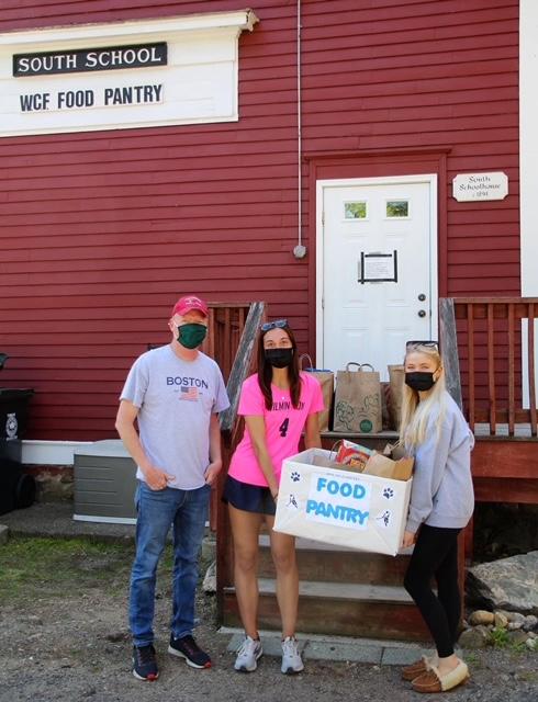 Community Pantry Donation