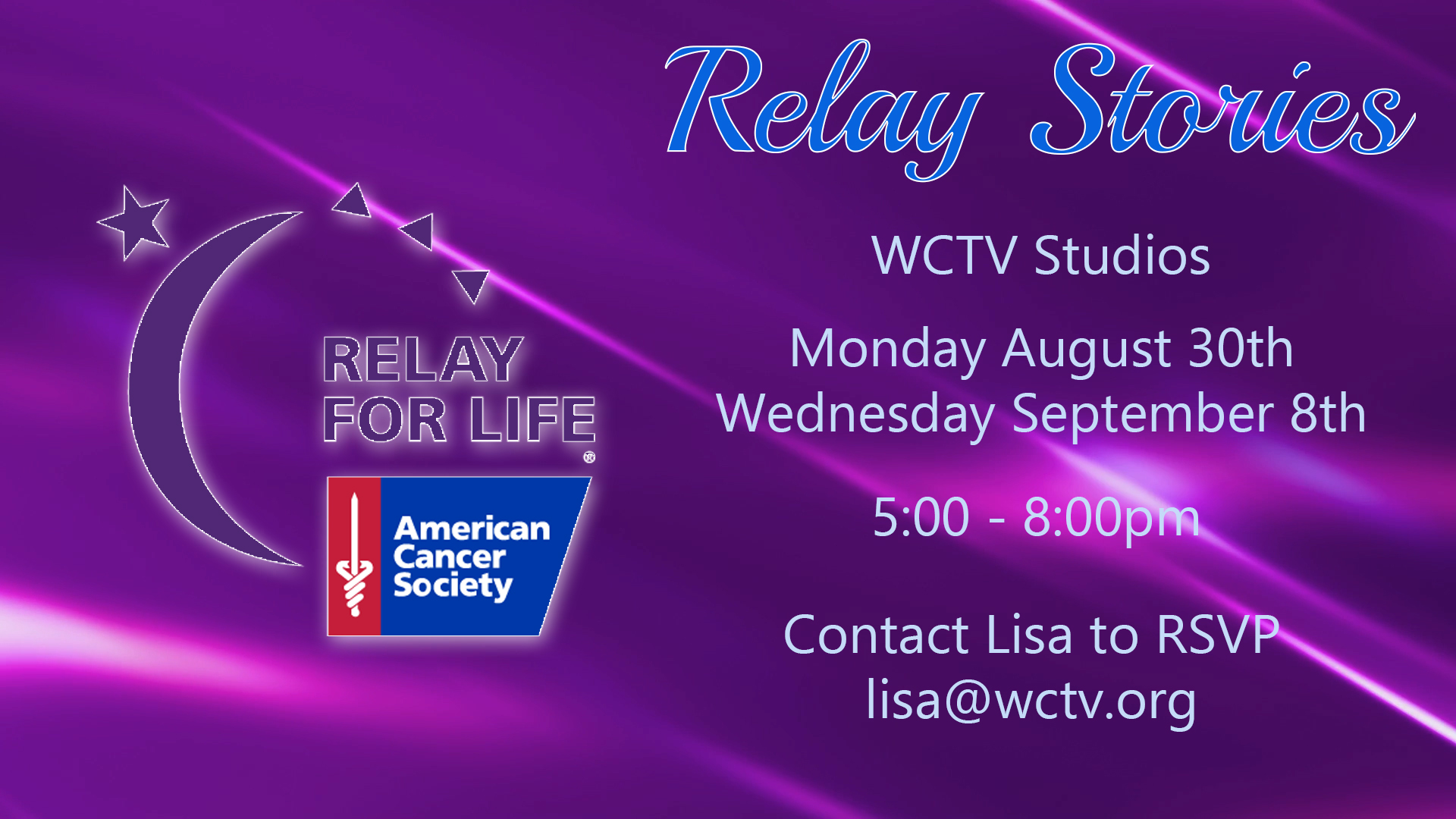 Relay Stories