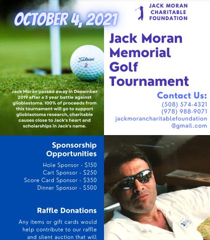 Jack Moran Memorial Golf Tournament